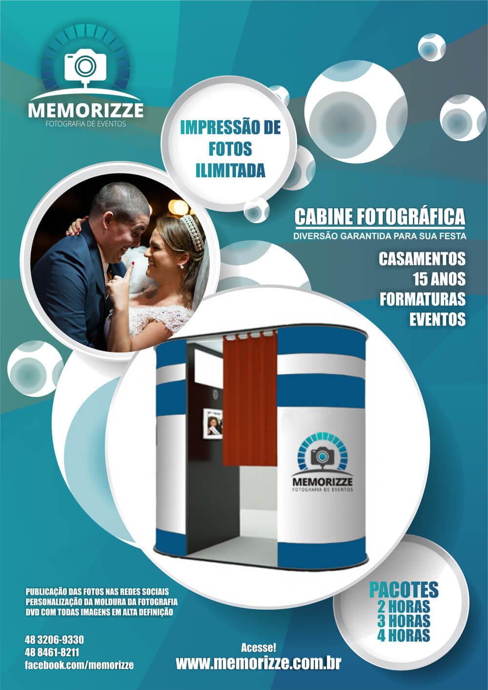 Cabine Fotográfica Florianópolis