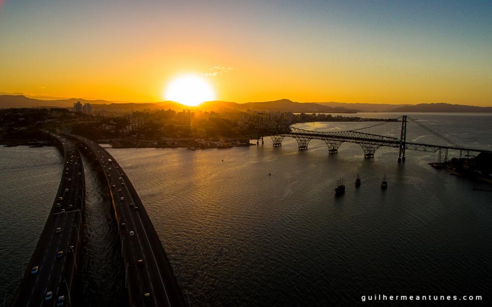 Drones em Florianópolis  Imagens Aéreas com Drones em São José Florian  polis