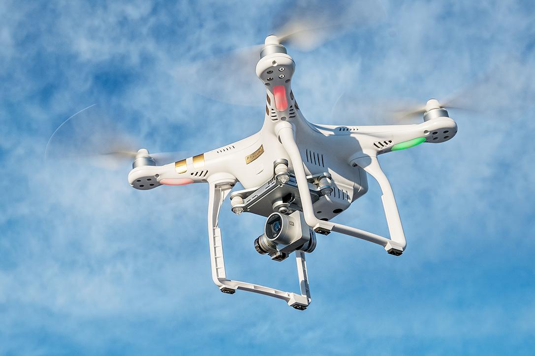 Imagens aéreas com drones em Florianópolis