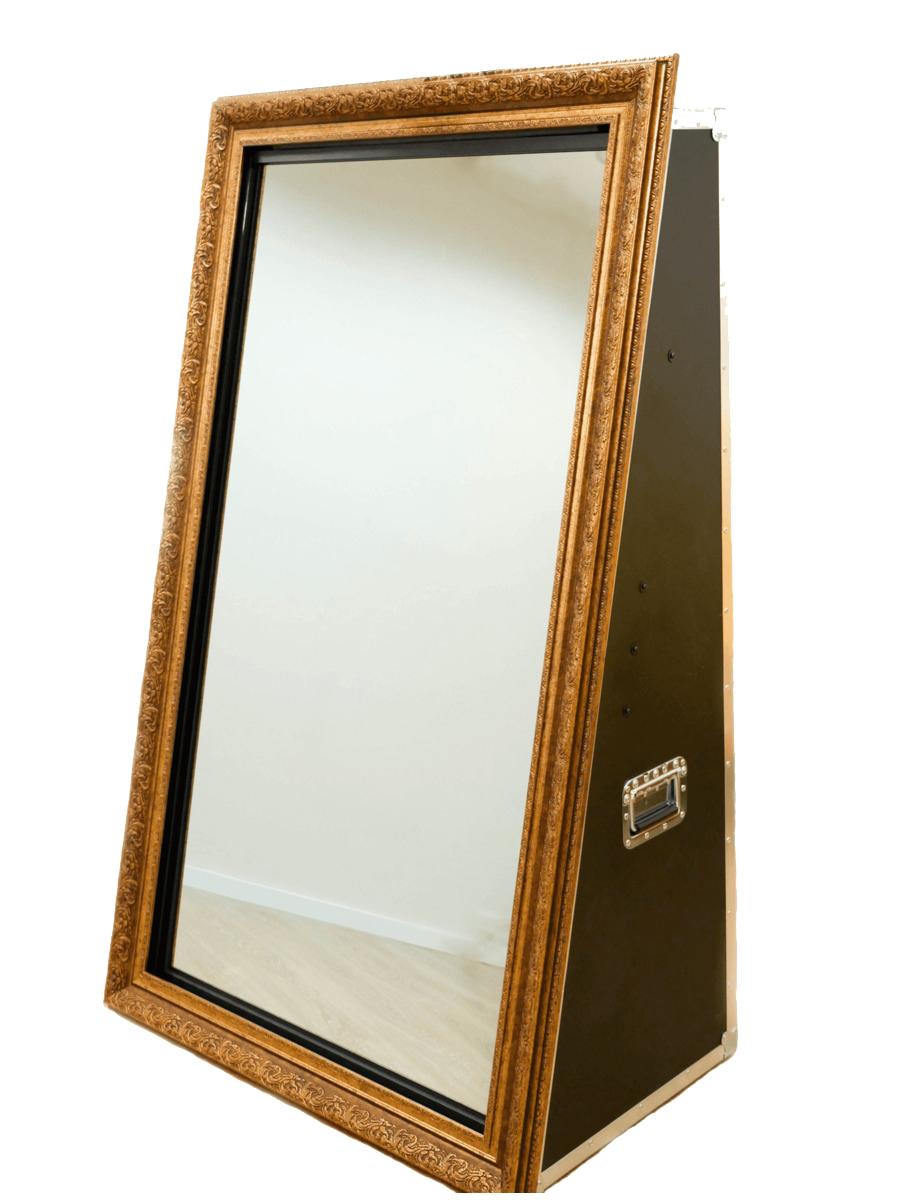 Espelho Magico em Quilombo?